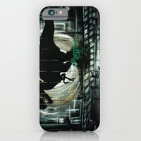 iPhone & iPod Case featuring dinosaur by mass confusion