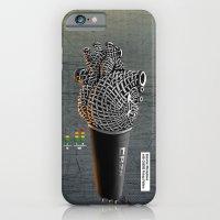CRZN Dynamic Microphone iPhone 6 Slim Case
