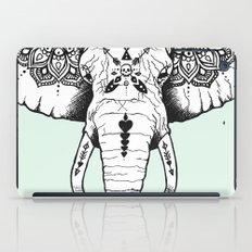 Elephant Tattooed iPad Case