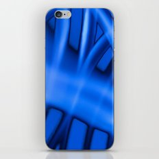 Nothing But Blue #3 iPhone & iPod Skin