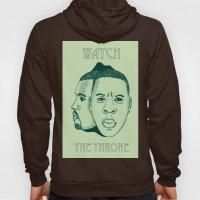 Watch The Throne II Hoody