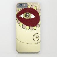 See No Evil - Pink iPhone 6 Slim Case