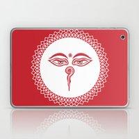 Swayambhu Eyes Laptop & iPad Skin