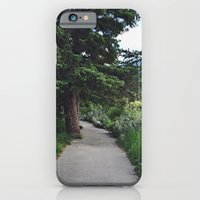 iPhone & iPod Case featuring Banff by Brad Yuen
