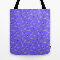 Sailor Moon Wands Tote Bag
