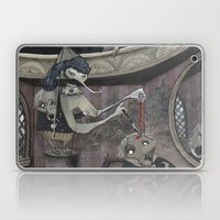 The Stone Of Folly Laptop & iPad Skin