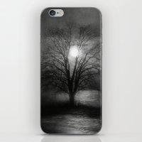 Black And White - Beauti… iPhone & iPod Skin
