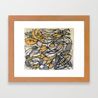 Things Are Never What They Seem Framed Art Print