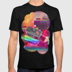 Introversion 2.0 Mens Fitted Tee Tri-Black SMALL