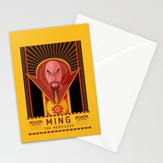 MING THE MERCILESS Stationery Cards
