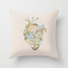A Traveler's Heart (N.T) Throw Pillow