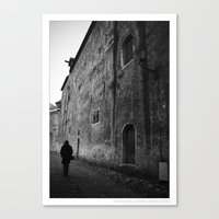 ... The Day Before Yeste… Canvas Print