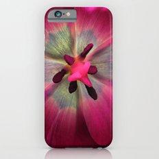 Up Close Purple Tulip Slim Case iPhone 6s