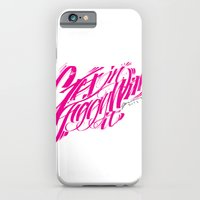 Gettin Jiggy With It iPhone 6 Slim Case