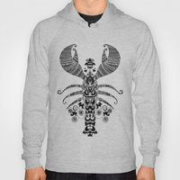 17th Century Lobster Hoody