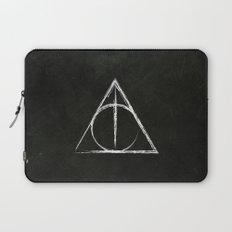 Deathly Hallows (Harry Potter) Laptop Sleeve