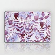 Watercolor Botanical Garden V Laptop & iPad Skin