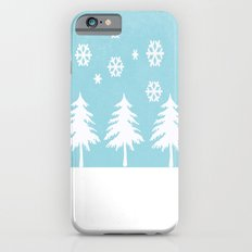 Christmas Graphic Design iPhone 6 Slim Case