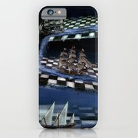 Turbulent journey time  iPhone 6 Slim Case