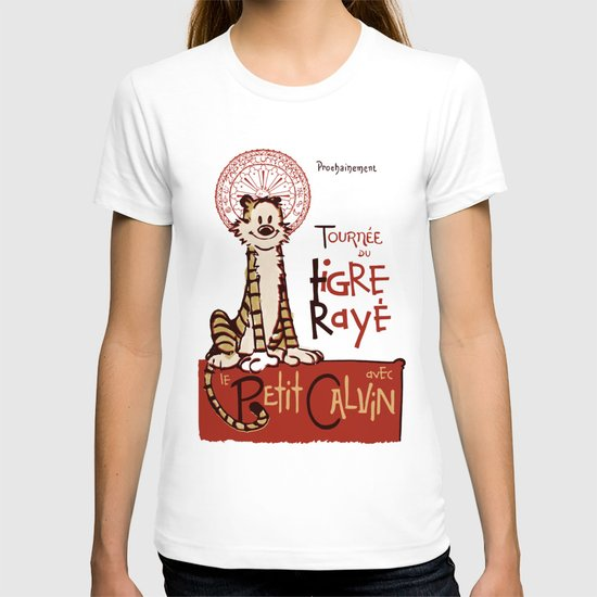 Le Tigre Rayé T-shirt