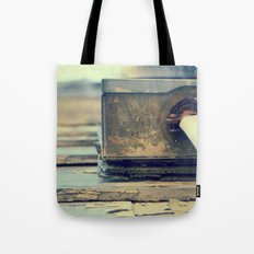 Power Box Tote Bag