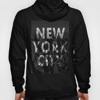 New York City - Black Hoody
