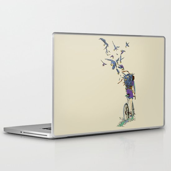 TweetJourney Laptop & iPad Skin