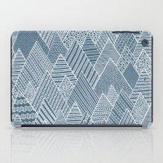 Mountain Pattern iPad Case