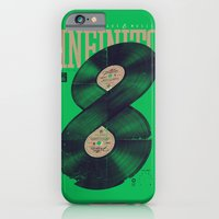 iPhone & iPod Case featuring Moto Perpetuo by Vó Maria