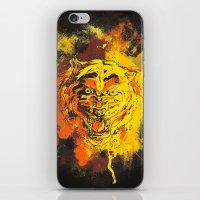 Tiger Style. iPhone & iPod Skin