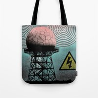 The future is now! Tote Bag