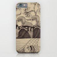 The Golden Fish (2) iPhone 6 Slim Case