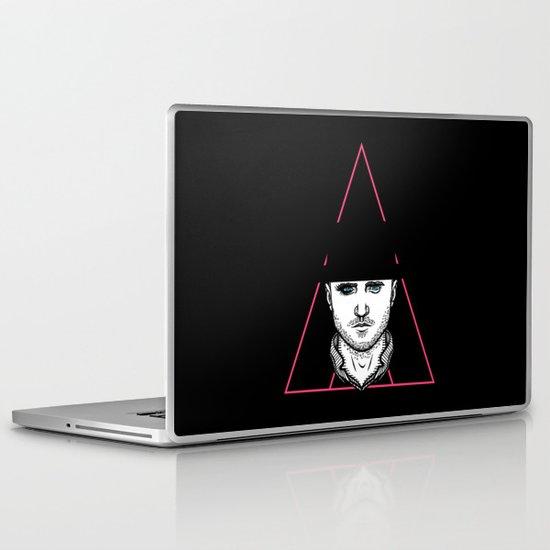 A Clockwork Pinkman Laptop & iPad Skin
