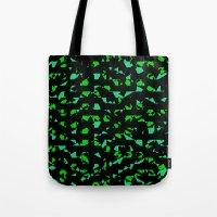 Myth Syzer - Neon (Patte… Tote Bag