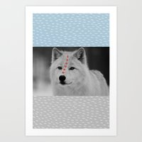 Silent Kingdom Art Print