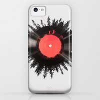 iPhone 5c Cases featuring The vinyl of my life by Robert Farkas