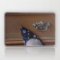 Rhinestoned Right Shoe Laptop & iPad Skin