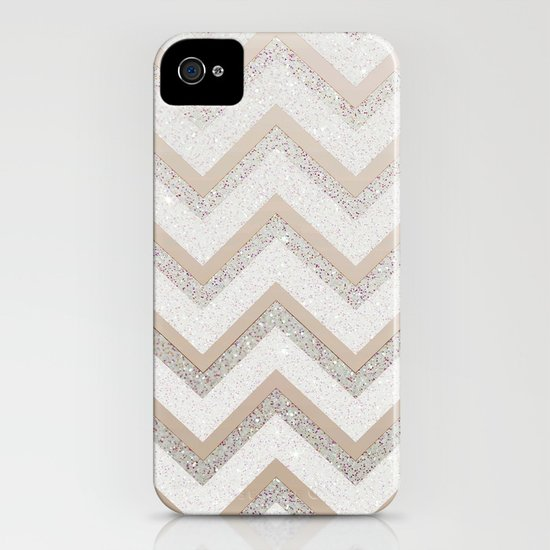 NUDE CHEVRON iPhone & iPod Case