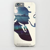 iPhone & iPod Case featuring Sherlock - The Hound of the Baskervilles by mattdunne