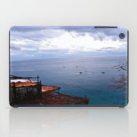 Positano: Amalfi Coast, … iPad Case