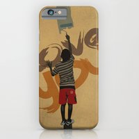 iPhone & iPod Case featuring I LOVE YOU by Carlos Hernandez