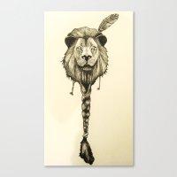 Lionelle Canvas Print