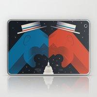 Debate Laptop & iPad Skin
