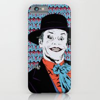 iPhone & iPod Case featuring You Can Call Me...Joker! by Vee Ladwa