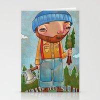 Shantyboy Stationery Cards