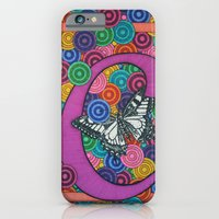 iPhone & iPod Case featuring Butterfly C by Aimee Alexander