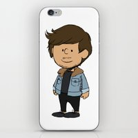 Schulz Louis iPhone & iPod Skin