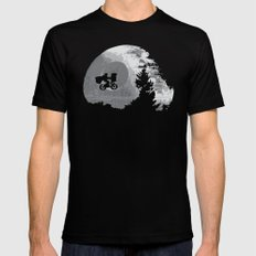 ET Wars Mens Fitted Tee Black SMALL