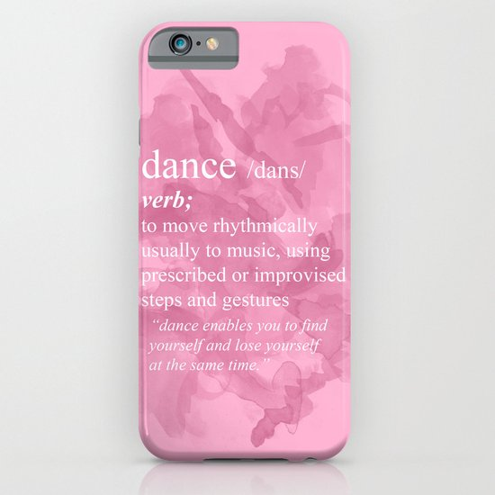 Dance iPhone & iPod Case