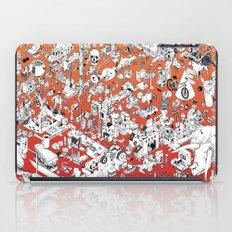 I Lost My Keys iPad Case